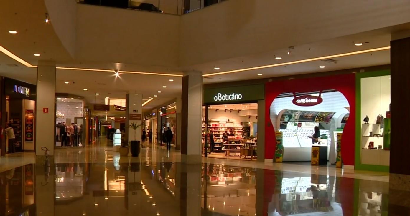 Com reclassificação no Plano SP, shoppings da região de Piracicaba restringem horários