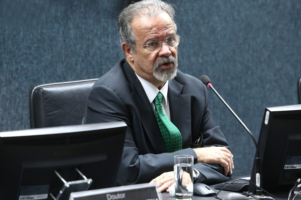CNJ fez reunião extraordinária com a presença do ministro Raul Jungmann (Foto: Luiz Silveira/Agência CNJ)