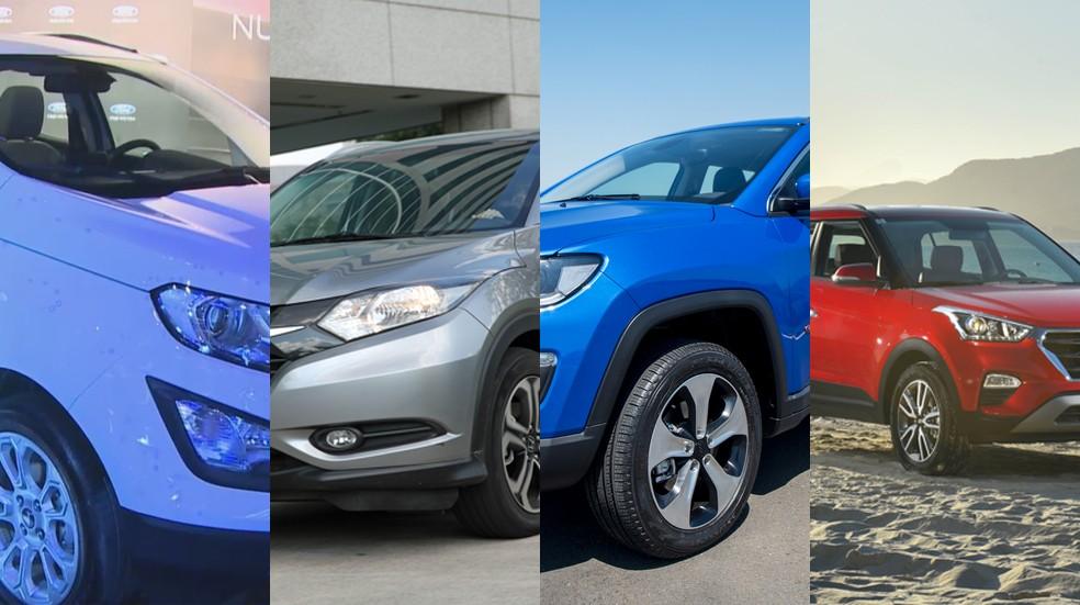 Você acha que o novo EcoSport pode recuperar a liderança entre os SUVs?