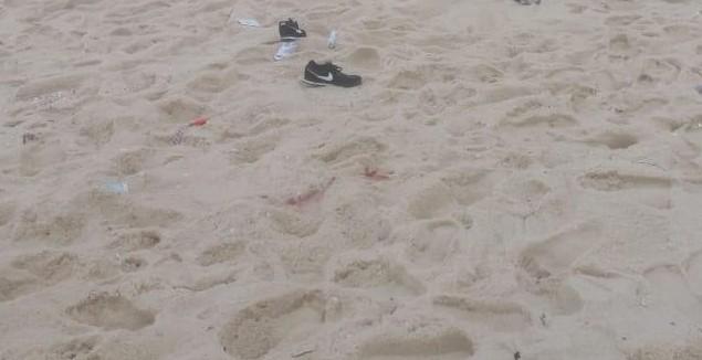 Homem é encontrado morto na areia da praia em Maricá, no RJ  - Notícias - Plantão Diário
