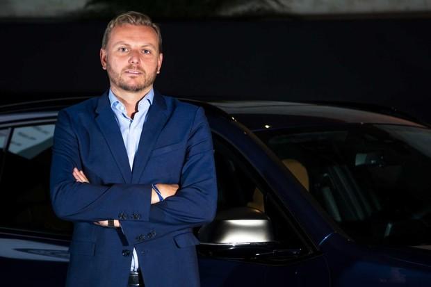 Martin Fritsches da Rolls-Royce fala mais sobre a nova Rolls-Royce (Foto: Divulgação)