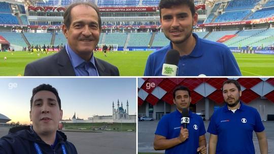 Confiante, México de Osorio encara a Nova Zelândia com obrigação da vitória
