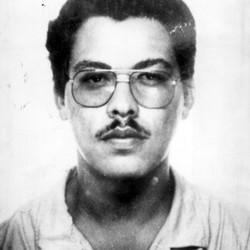 Ernaldo Pinto, o Uê, em registro de 1994