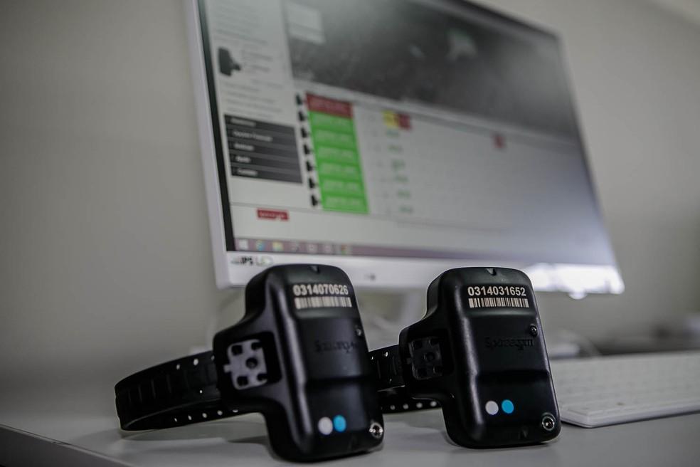 Ao todo, no estado, 2.568 são monitorados pelo equipamento (Foto: Sejudh-MT/Divulgação)