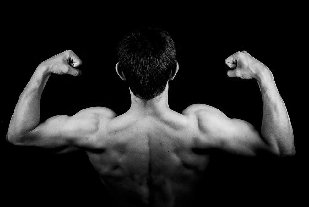 Anabolizantes ilegais são, muitas vezes, adquiridos para ganhar músculos com mais facilidade — Foto: Pixabay
