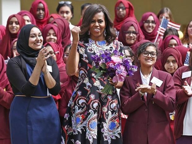 Michelle Obama (Foto: Instagram / Reprodução)