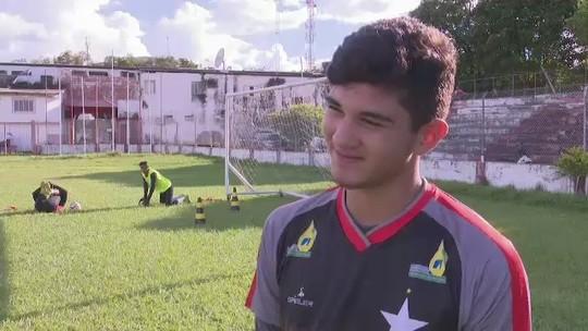 Após passagem pelo Flamengo, goleiro da base do Rio Branco-AC vai atuar no futebol paulista