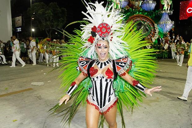 Carla Diaz (Foto: Thyago Andrade/ BrazilNews)