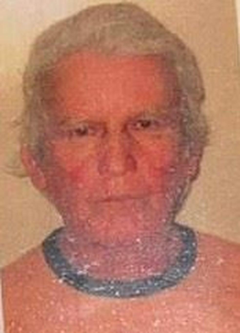 Argemiro Farias era amigo da família Petecão e morava sozinho na chácara, que fica na BR-364, em Rio Branco. — Foto: Arquivo pessoal