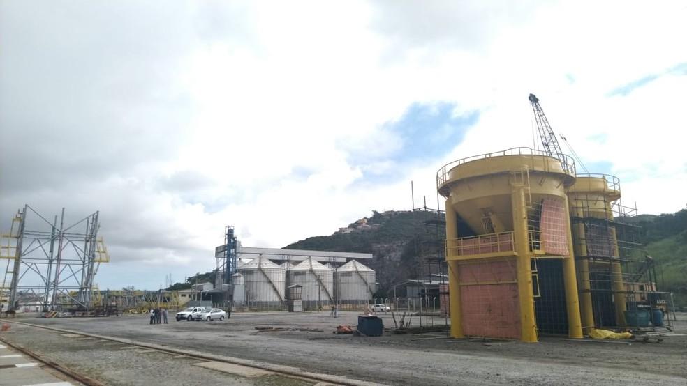 Porto do Forno em Arraial do Cabo, no RJ — Foto: Paulo Henrique/ Inter TV