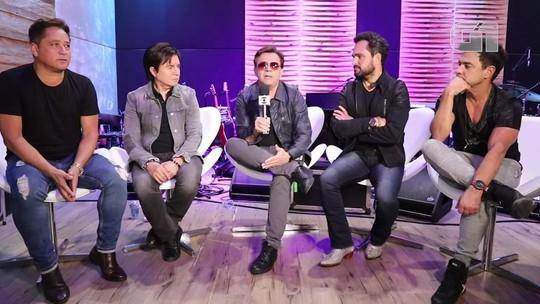 Turnê 'Amigos' começa neste sábado e terá mais de 30 shows pelo Brasil até 2020