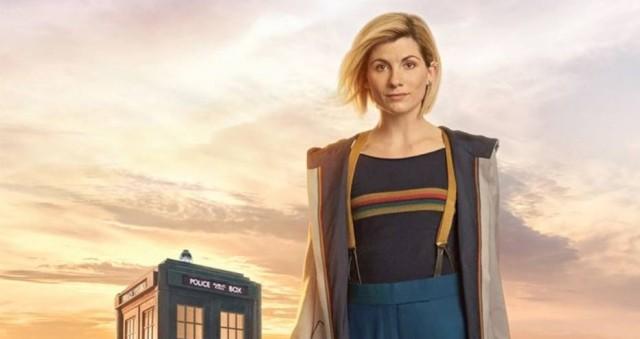 Jodie Whittaker comno Doctor Who (Foto: Divulgação)