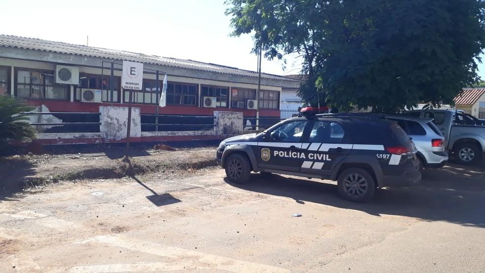 Prisões ocorreram em várias cidades — Foto: Magda Oliveira/G1
