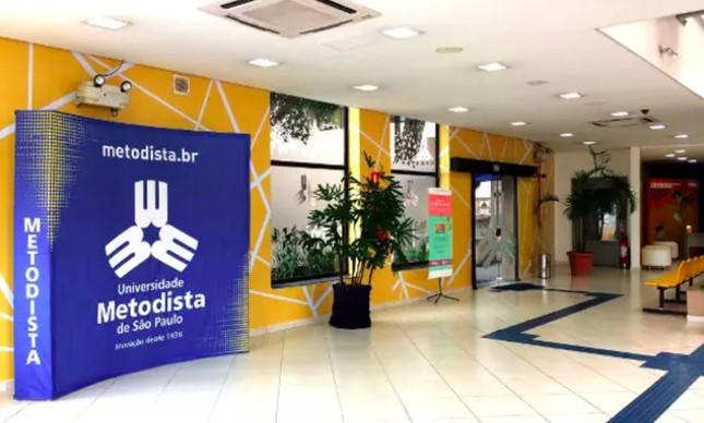 Grupo Metodista, que tem sede em São Bernardo do Campo (SP)