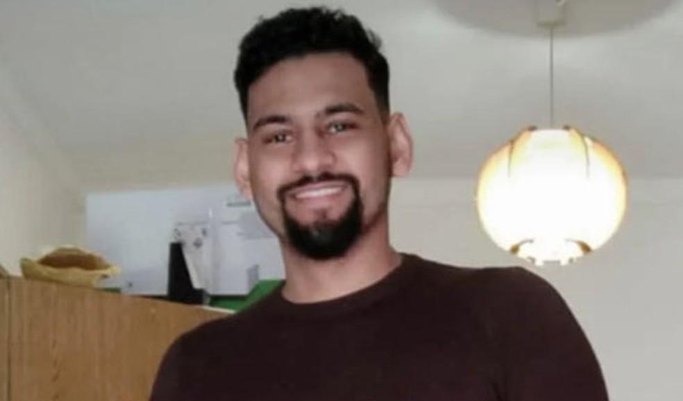 Moisés Vieira Dias, de 27 anos — Foto: Reprodução/Redes Sociais
