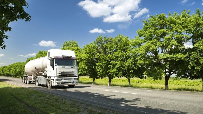 agricultura_transporte_estrada_caminhao (Foto: Thinkstock)