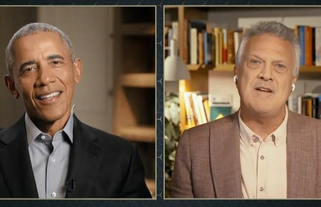 Pedro Bial se deu bem com o seu 'Conversa'. Fez entrevistas com personagens dos sonhos, como Barack Obama e Caetano Veloso, só para citar duas noites memoráveis (Foto: TV Globo)