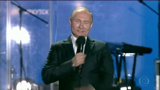 Eleição presidencial começa no extremo oriente da Rússia