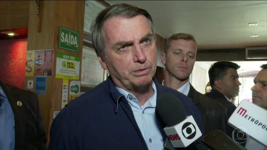 Decisão final sobre saques do FGTS pode sair na quarta-feira (24), afirma Bolsonaro