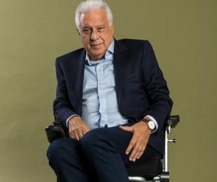 Antonio Fagundes como o Alberto de 'Bom sucesso' | João Cotta/TV Globo