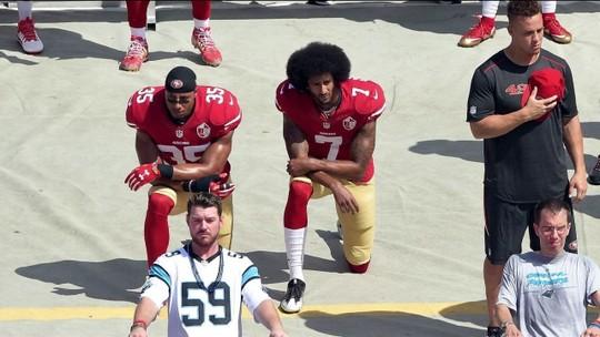 Avalanche de críticas de Trump aos atletas da NBA e NFL causa inúmeras manifestações