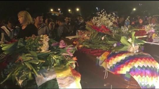 Confrontos na Bolívia deixam 9 mortos e mais de 100 feridos