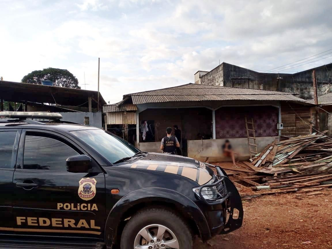 PF prende investigado por tráfico de pessoas entre Brasil, Guiana Francesa e Suriname