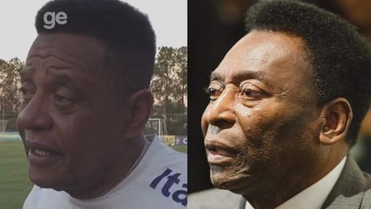 Sem Marta, sósia de Pelé vira atração na seleção brasileira feminina em Itu