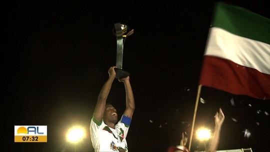 O mesmo título, clubes diferentes: Jaelson é tetracampeão da 2ª Divisão do Alagoano
