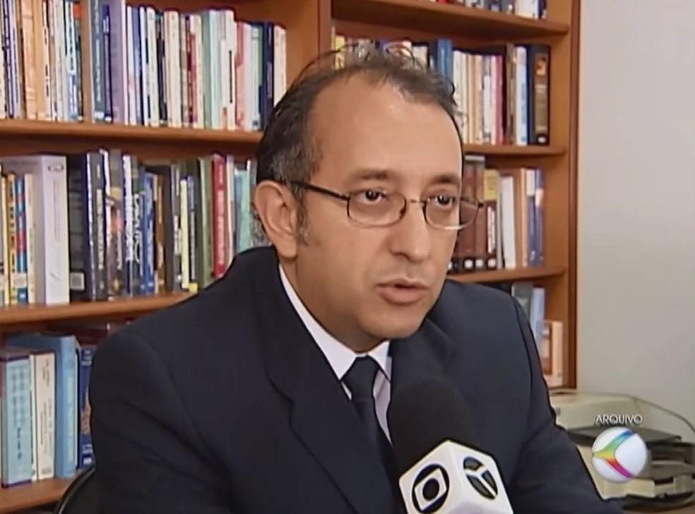 -  Promotor também respondeu a dois processos administrativos junto ao Conselho Superior do Ministério Público de Minas Gerais  Foto: Reprodução/TV Inte