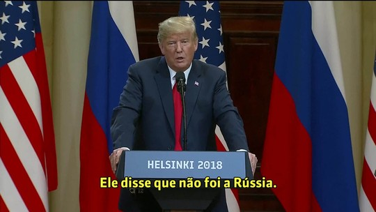 Elite política e imprensa da Rússia veem cúpula com Trump como vitória para Putin