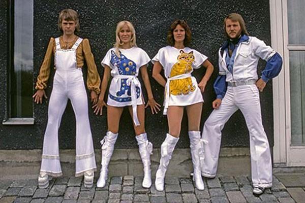 ABBA ficou nas paradas internacionais de 1975 a 1982 (Foto: divulgação)