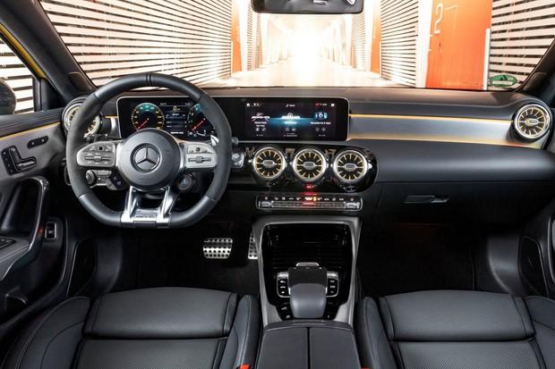 Mercedes-AMG A35 4MATIC (Foto: divulgação)
