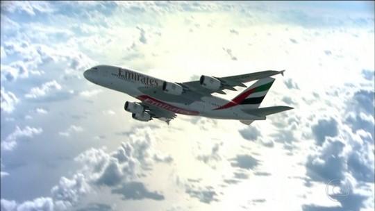 Airbus anuncia fim da fabricação do maior avião de passageiros do mundo
