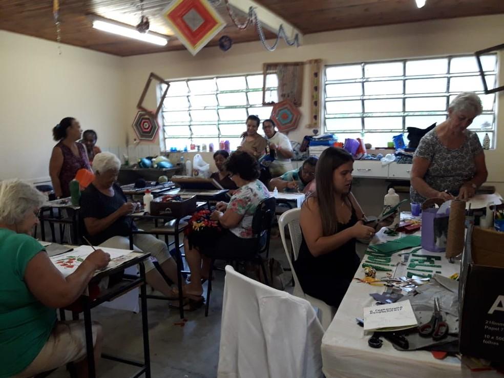 Centro de Convivência do Idoso em Divinópolis — Foto: Prefeitura de Divinópolis/Divulgação