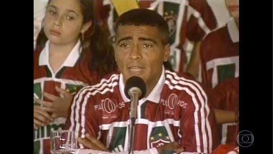 Como será a de Ganso? Relembre estreias de medalhões pelo Fluminense