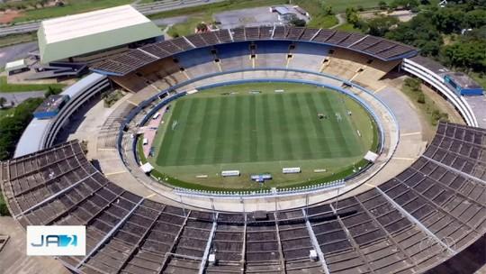 Goiás oficializa parceria com Estado para financiar reforma e jogar Série A no Serra Dourada