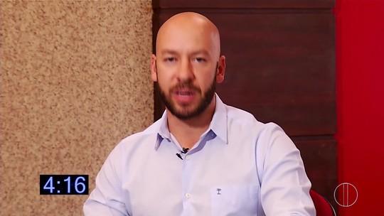 Vinicius Claussen é o novo prefeito de Teresópolis, no RJ