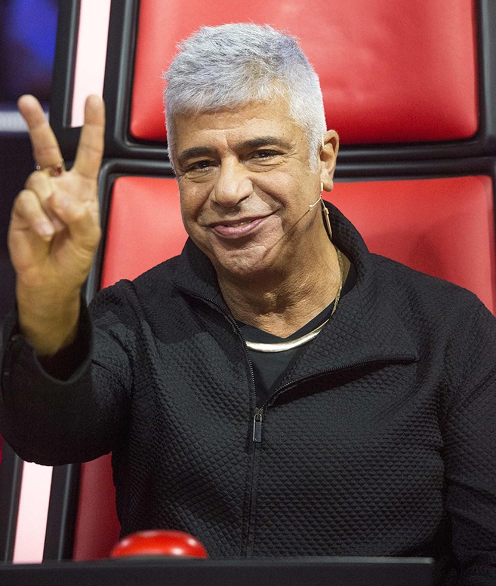 Lulu Santos será um dos técnicos da nova temporada (Foto: Estevam Avellar / TV Globo)