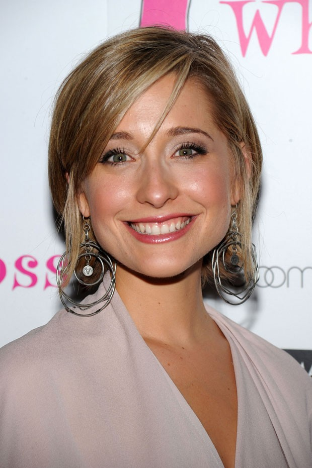 Allison Mack (Foto: Getty Images)