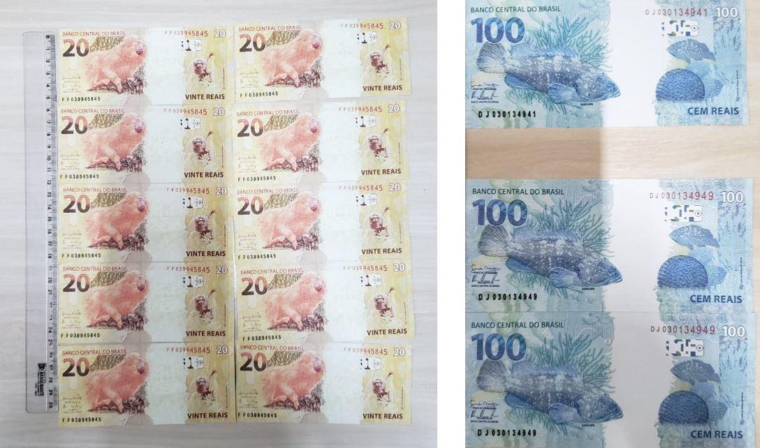 Polícia Federal prende suspeito de receber R$ 800 em notas falsas pelos Correios no interior do RN