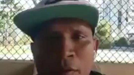 Conheça Chié, torcedor do CSA que provocou Neto Baiano e riu por último