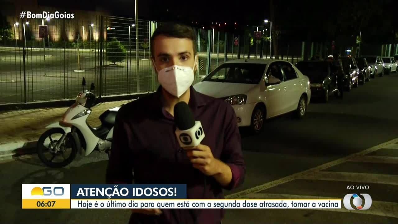 VÍDEOS: Bom Dia Goiás de sexta-feira, 11 de junho de 2021