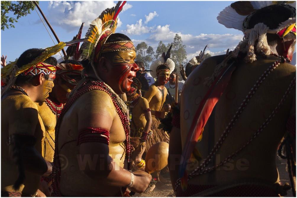 Índios xavantes vivem epidemia de diabetes, aponta estudo (Foto: Wilfred Paulse./ Flickr / CC BY-NC-ND 2.0)
