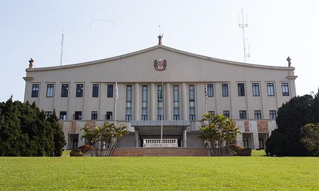 Palácio Bandeirantes