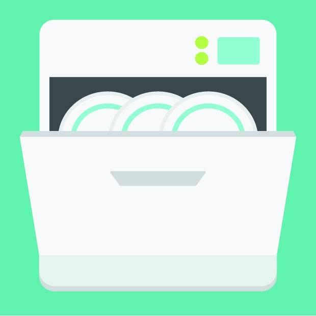 Ilustração de Máquina de Lavar Louças (Foto: Thinkstock)