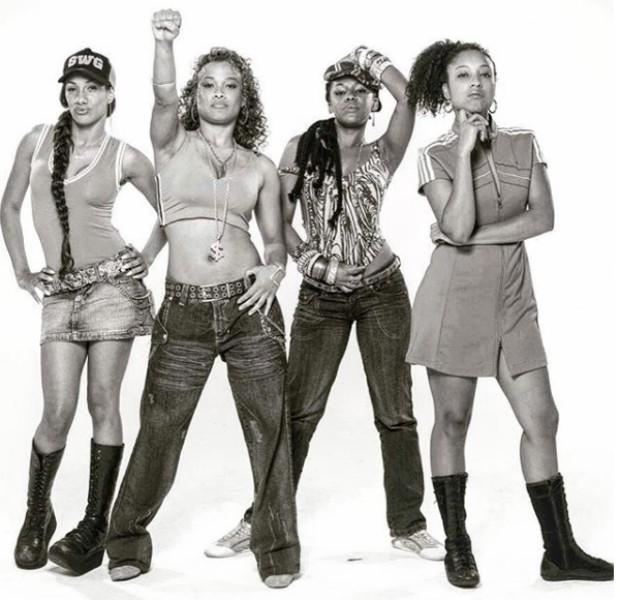 A série Antonia estreou na Globo em 2006 (Foto: Reprodução Instagram)