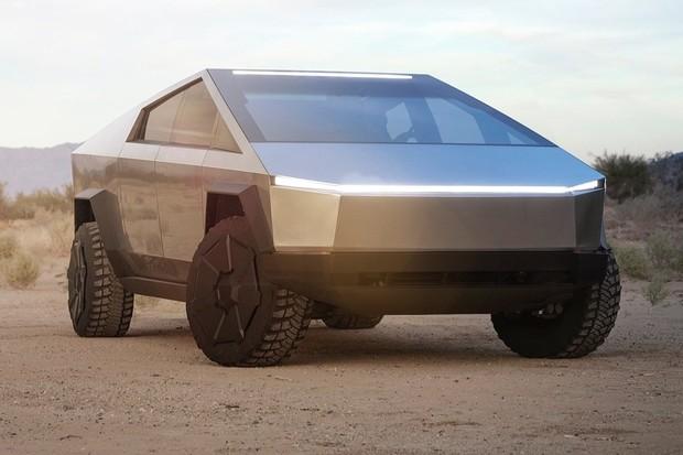 Tesla Cybertruck (Foto: Divulgação )