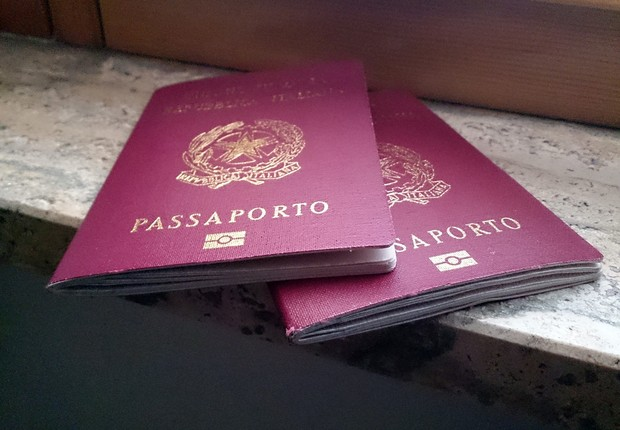 Passaporte italiano (Foto: Flickr/ fabcom)