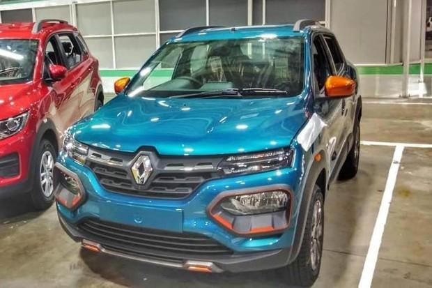 Renault Kwid (Foto:  Autocar India)